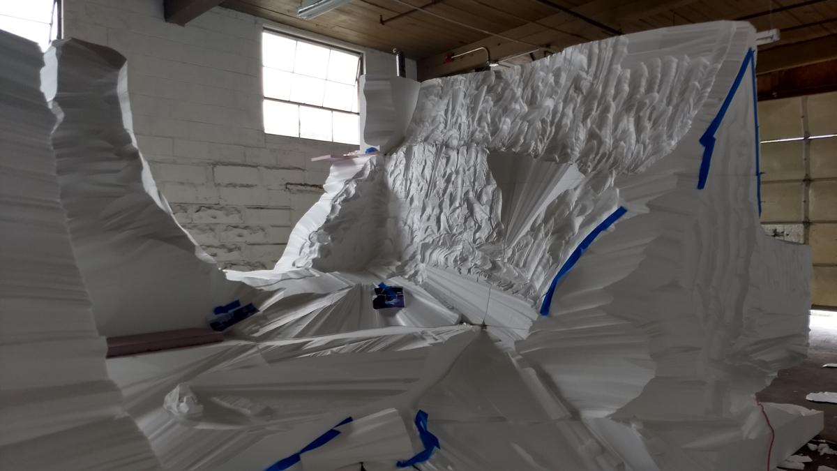 A Giant Foam Iceberg Will Float in Bostons Fort Point Channel