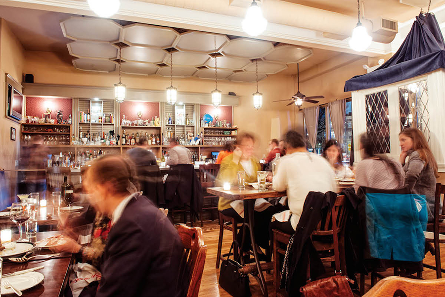 Fairsted Kitchen Will Transform Into Grassonas Italian in