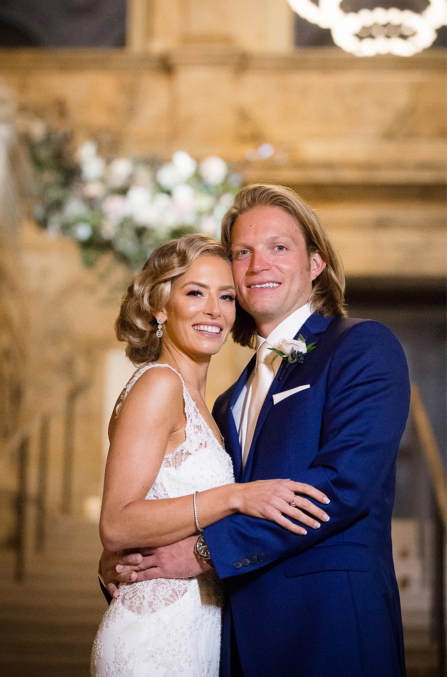 Real Wedding Jenny Johnson  Robert Cocuzzo