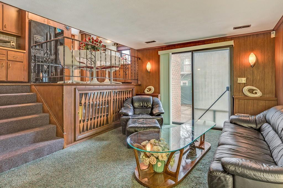 This Ridiculously Retro House in Swampscott Is Quite the Gem
