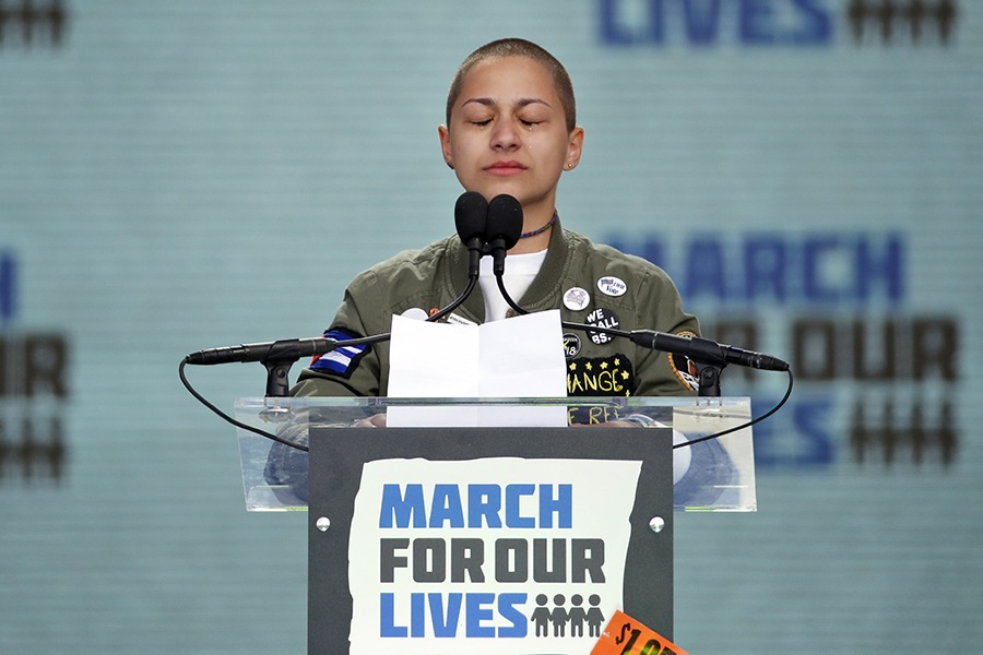 Rhode Island Republican Apologizes For Insulting Emma Gonzalez