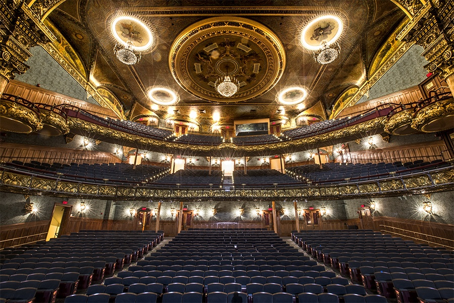 The Emerson Colonial Theatre Reopens Just In Time For