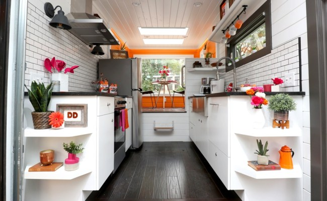 You Can Stay In A Dunkin Donuts Tiny House In Nahant