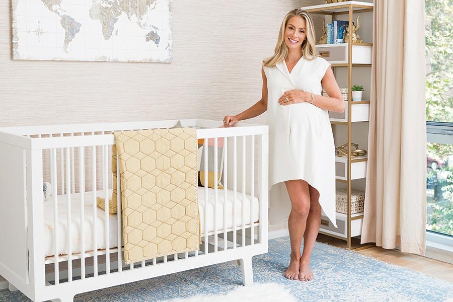 Oh Baby Jenny Johnson S Gender Neutral Nursery