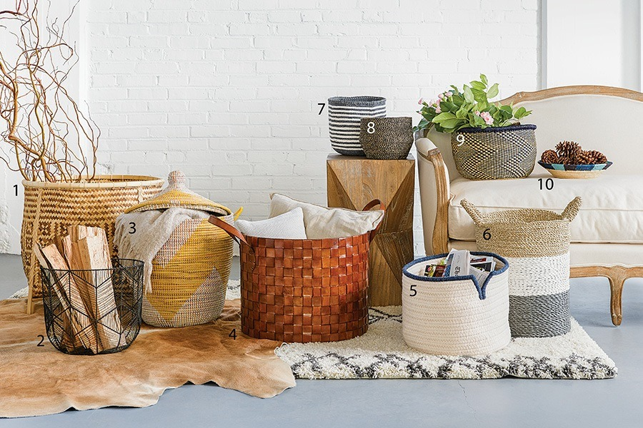 10 baskets to help