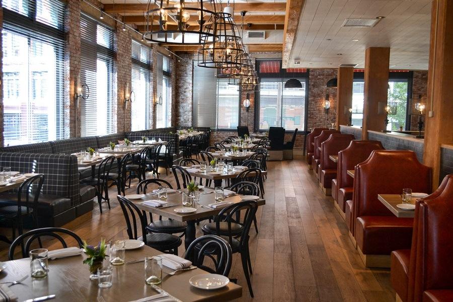 Seven Chic Restaurant Wedding Venues in Boston
