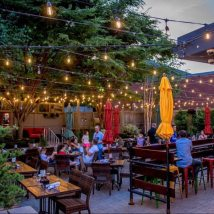 Boston' Outdoor Dining - 52 Top Patios Decks &