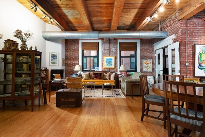Five Chic Brick And Beam