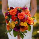 29 Fall Bridal Bouquets That Are Beautiful Beyond Words