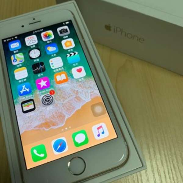 [當零件機放]iPhone 6 金色128gb - DCFever.com