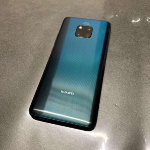**翡冷翠**100%全新 華為 Huawei Mate 20 Pro*6+128GB 香港行貨 - DCFever.com