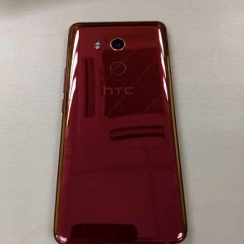 99%NEW 相機開唔到 HTC U11 Eyes Dual Sim 64GB Red - DCFever.com