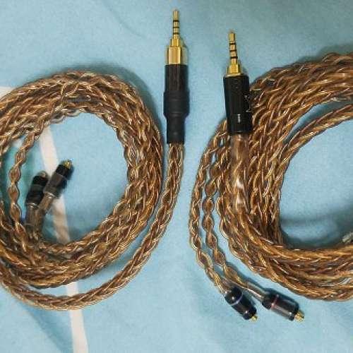 極級 7N冷凍退火單晶銅 耳機線 升級線 Jh audio Lola JH13 JH16 ROXANNE Angie Layla - DCFever.com