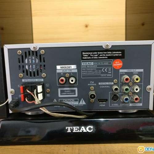 TEAC TC-500D 微型影音組合 Mini-Hifi - DCFever.com