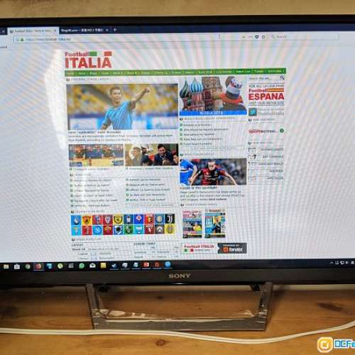Sony KDL-32W660E TV W66E | LED | 全高清 | 高動態範圍(HDR) | 智能電視 PS4 Pro - DCFever.com