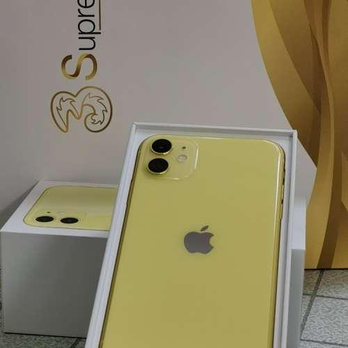 iPhone 11 256GB 黃色 - DCFever.com