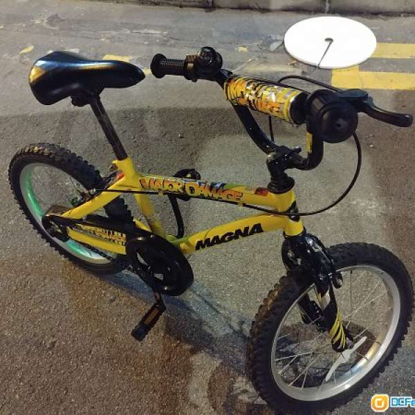 16 吋 小童單車 - DCFever.com