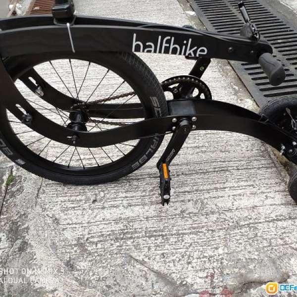 Halfbike - DCFever.com