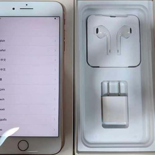 二手 APPLE iPhone 8 Plus 256GB (金色) LL版,有盒齊配件 - DCFever.com