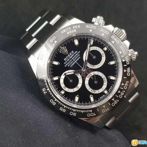 二手 Rolex Daytona BLK - DCFever.com