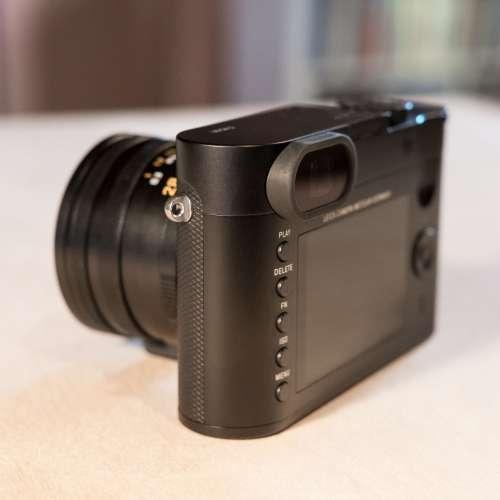 Leica Q (Typ 116) Digital Camera (Black) - DCFever.com