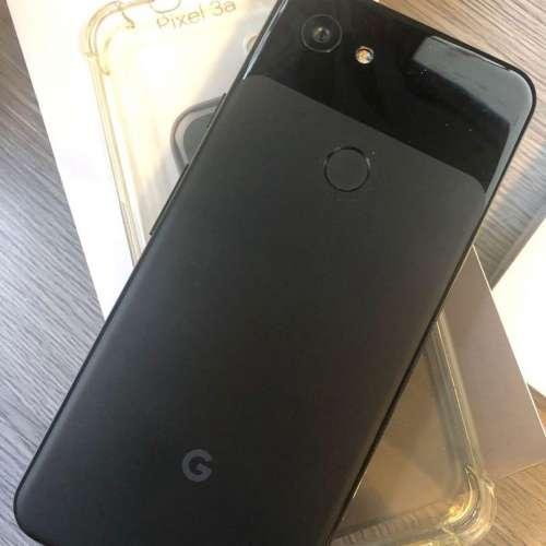 Google Pixel 3a 64gb black (read) - DCFever.com