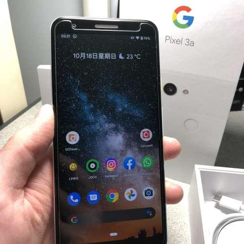 Pixel 3A 64GB 完美狀態 - DCFever.com