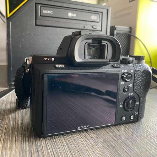 Sony 行貨A7R2 A7Rii body 淨機 連三原廠電一副廠電 - DCFever.com