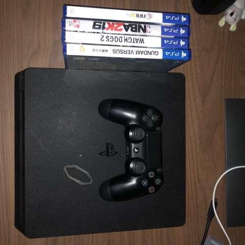 二手PS4 slim 500GB - DCFever.com
