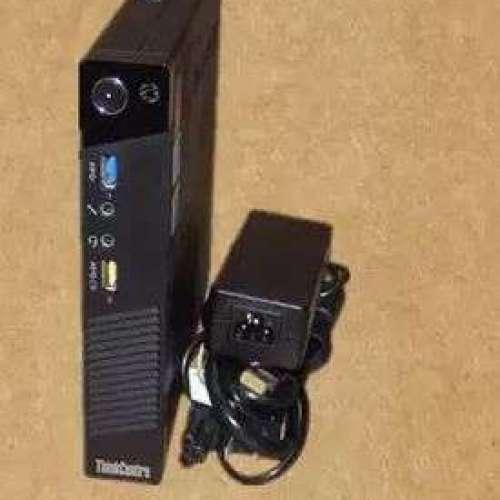 M93p Tiny袖珍型,4590T 4核 3.0 GHz, 8GB DDR3L,120GB SSD,win10 PRO繁體中文 - DCFever.com