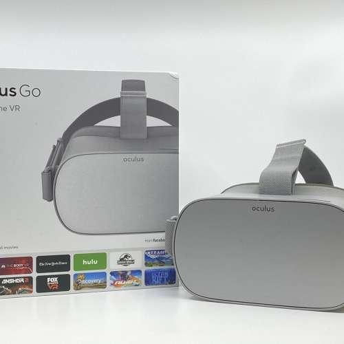 平賣二手FACEBOOK OCULUS GO 32GB - DCFever.com