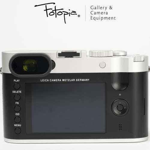   Leica Q (Typ 116) - Silver, full packing $21800    - DCFever.com