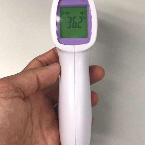 全新.溫度計/紅外線額溫計/電子體溫計/額溫槍/探熱器/Thermometer (非接觸) - DCFever.com