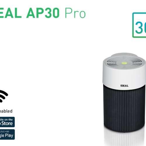 全新德國製造Ideal空氣淨化器A-30 pro - DCFever.com