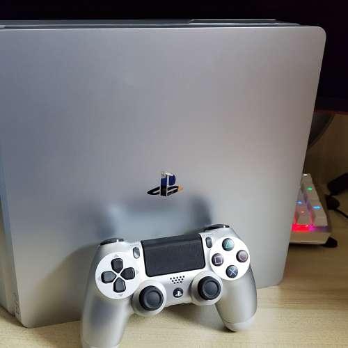 PS4 Slim 500GB 銀色 - DCFever.com
