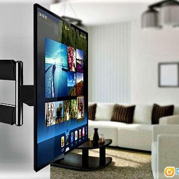 專業掛牆電視安裝 收費$350元起 牆架另計 LG Pannasonic Samsung Sharp Sony TCL Toshiba - DCFever.com