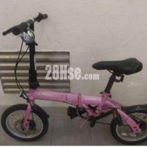 可摺式單車 自取 - DCFever.com