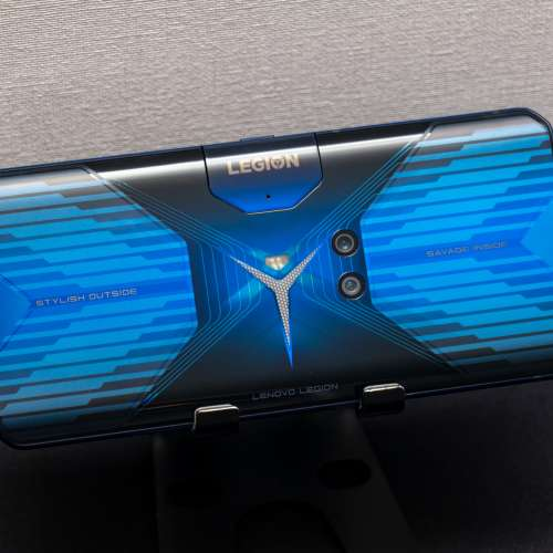「國際版ROM」Lenovo Legion 聯想 拯救者電競手機 Pro 紅色 藍色 現貨發售中 - DCFever.com