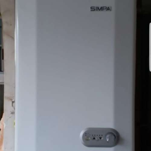 SIMPA 簡栢 SUZW10TF 煤氣熱水爐(頂出式)好少用,外形新穎美觀 2. 熱水供應量由2.5公升到 10公升,新屋唔啱裝 煤氣熱水爐 (頂出式) - DCFever.com