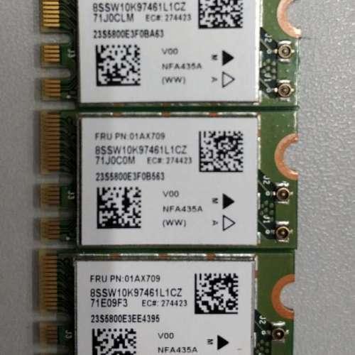Notebook筆記本DW1820+QCNFA435無線網卡 - DCFever.com