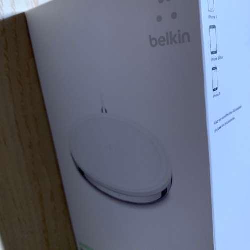 Belkin BOOST UP 特別版無線充電板(白色) - DCFever.com