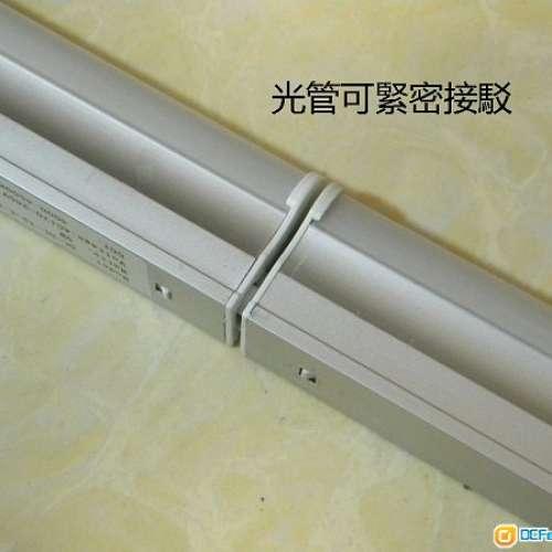 全新一體式 T5 LED 光管 有不同尺寸 容易安裝非常慳電 書枱 廚櫃 衣櫃適用 不刺眼 - DCFever.com