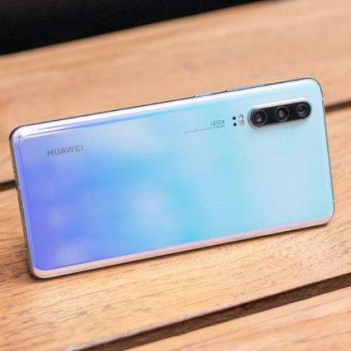 華為 P30行貨99%新天空之境色8+128 快充耳機配件齊 - DCFever.com