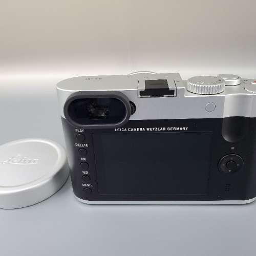 Leica Q Typ116 Silver Full set w/Box - DCFever.com
