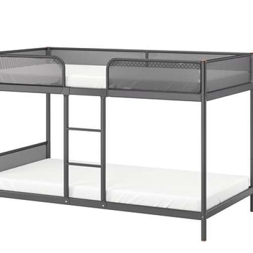 IKEA九成新雙層床 連床褥 - DCFever.com