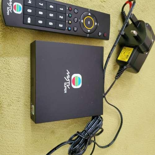 tvb mytv super a11 高清機頂盒 - DCFever.com