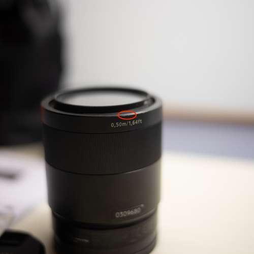 Sony Sonnar T* FE 55mm F1.8 ZA - DCFever.com