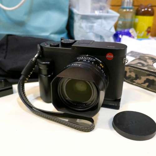 95% New Leica Q. 送迷彩機套 - DCFever.com