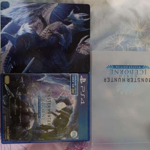 Monster Hunter iceborne 鐵盒版(可用switch或PS4遊戲交換 - DCFever.com