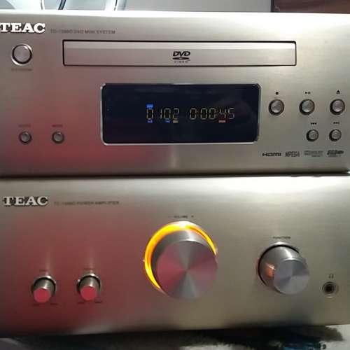 TEAC TC-1506D mini HiFi 主機 (注意有小問題) - DCFever.com